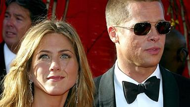Why we must all come to terms with the fact Brad Pitt and Jennifer Aniston are just friends
