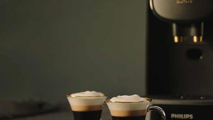 Win one of two L'OR espresso machines