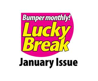 Lucky Break Bumper Monthly puzzle entry January