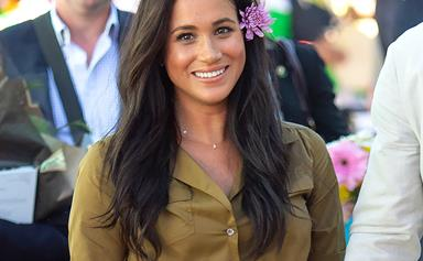 Duchess Meghan's New Year's resolutions remind us that she's still a regular girl