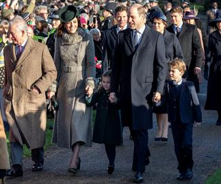 cambridges christmas day