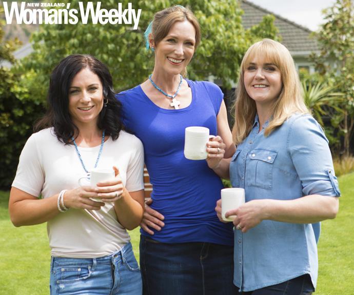 Mummy Mugs Amy Wallace, Kat Gee, Fiona Wallace