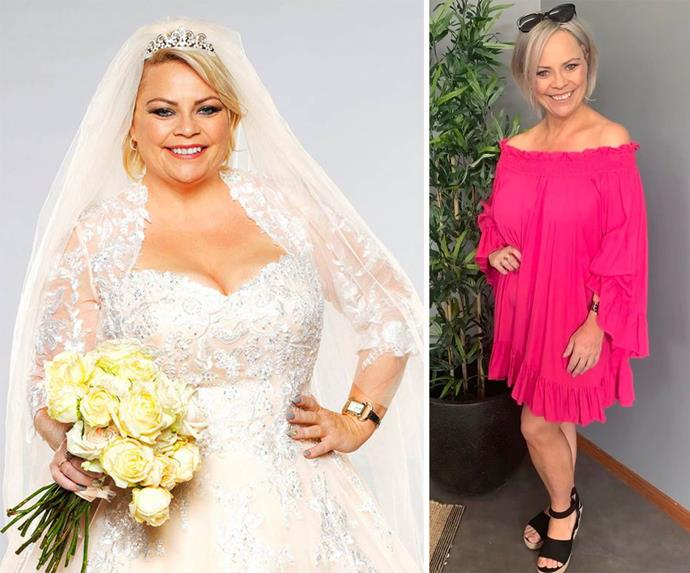Jo has had an incredible weight loss transformation since her appearance on MAFS, but Jo says it's about so much more than just weight loss.