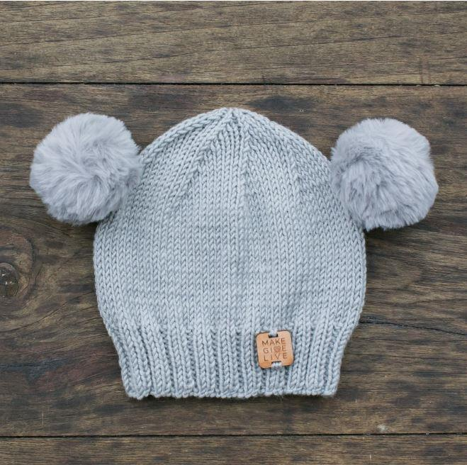 The Cocobear hat which Archie wore retails for NZ$49.