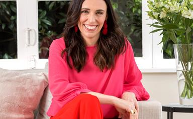 Jacinda Ardern on life with toddler Neve and the family support she treasures