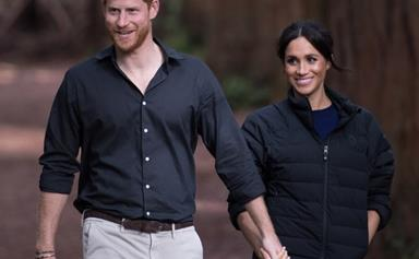 Duchess Meghan surprised hikers by offering to take their photo during the Sussexes' holiday in Canada