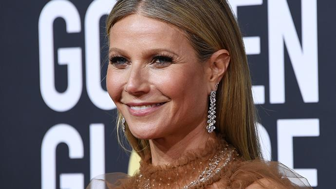 gwyneth paltrow golden globes 2020