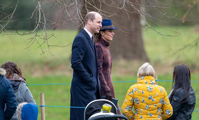 Catherine was spotted with the Queen, Prince William and close friends in Sandringham the weekend. *(Image: Getty)*