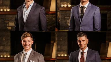 An award-winning stripper, a jump master and a podcaster all want to win The Bachelorette's heart