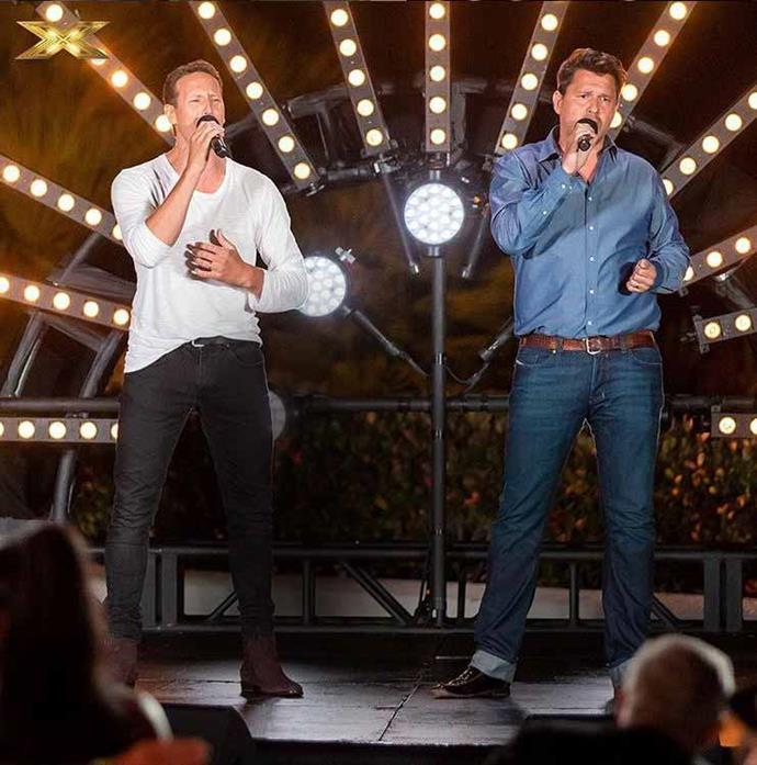 Brendan has been paired up to sing with Hollyoaks actor Jeremy Edwards.
