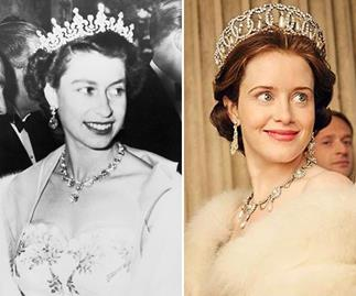 queen elizabeth claire foy the crown