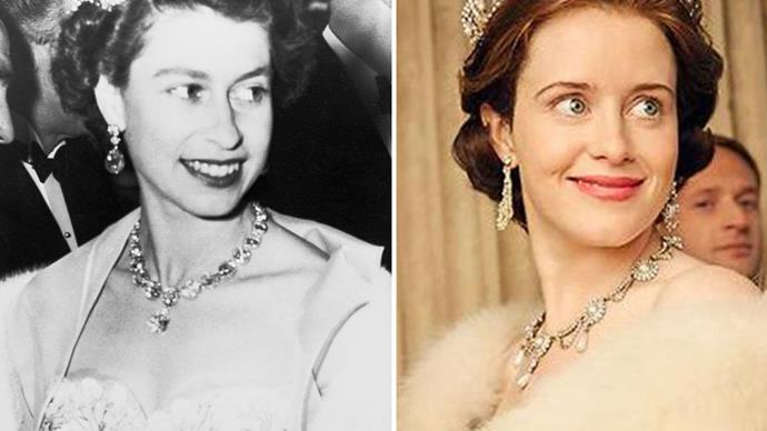 queen elizabeth claire foy the crown