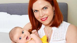 Meet Jessica Mutch-McKay's sweet little bundle of joy Margaux