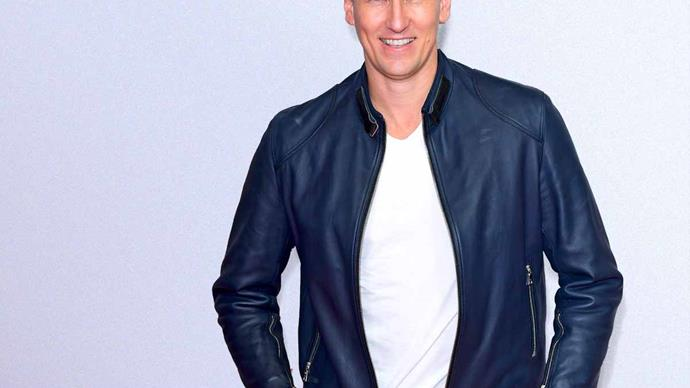 brendan cole x-factor celebrity