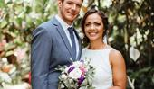 Sevens star Stacey Waaka's heavenly Waikato wedding