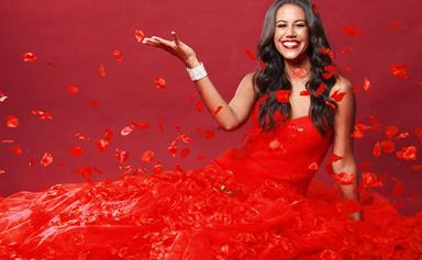Bachelorette Lesina Nakhid-Schuster lets us in on her reasons for joining the show