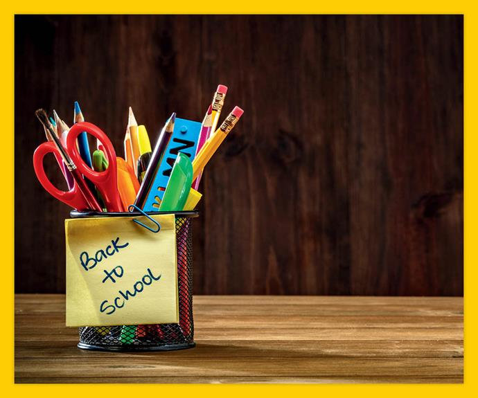 Win $200 worth of back to school gift cards with Woman's Day