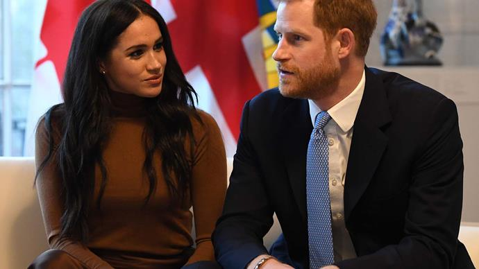 Prince Harry reveals why he and Duchess Meghan stepped back from royal life