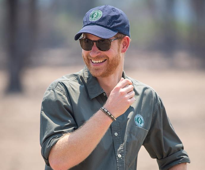 Prince Harry has never been quiet about his desire to step away from royal life and move to Africa. *(Image: Getty)*