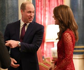 prince william and kate middleton laughing