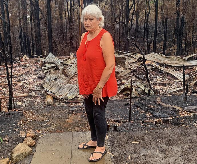 'Everything is gone': An expat Kiwi opens up about losing her home in the Australian bush fires