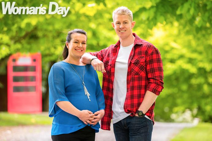 So much to live for: Ryan can't wait to meet his sister's baby – and hopefully get a medal too!
