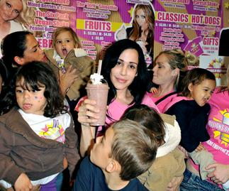 Octomum Nadya Suleman's kids turn 11 - here's what they look like now