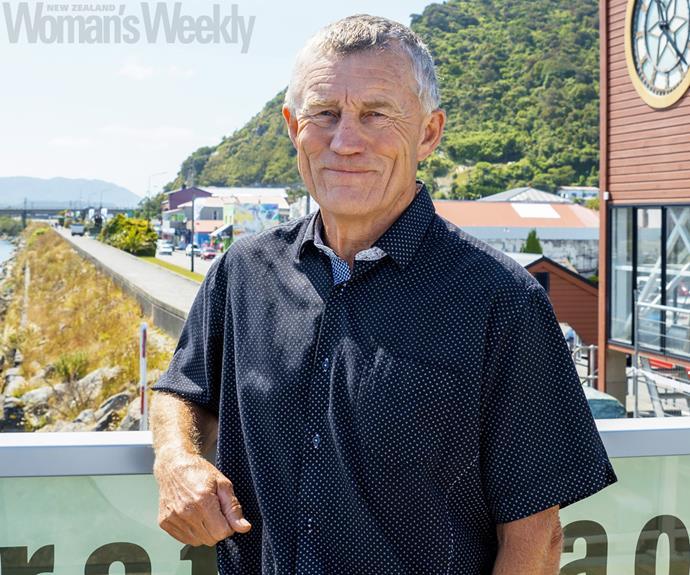 Former West Coast mayor Tony Kokshoorn