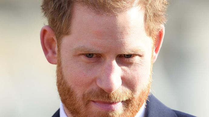 A friend of Prince Harry's says Harry was really suffering before he stepped back from royal life