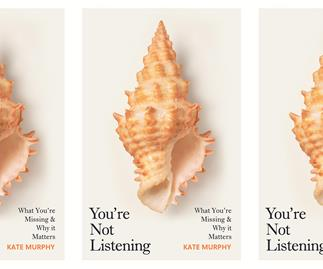 Win the NEXT March book of the month: You're Not Listening by Kate Murphy