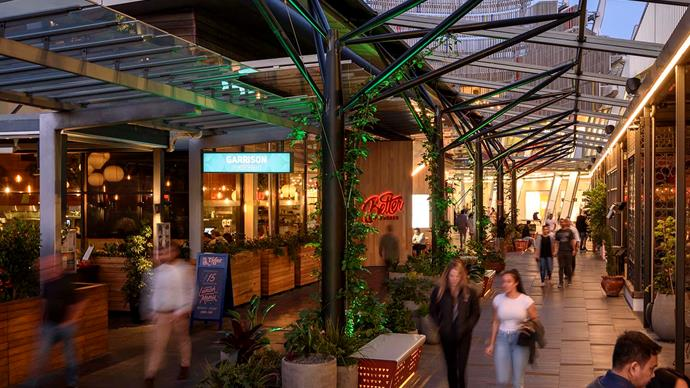 The Grove Dining District At Sylvia Park - what's on offer at this fashionable Auckland dining lane