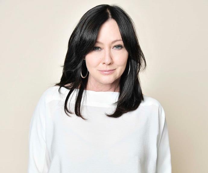 Shannen Doherty cancer has returned