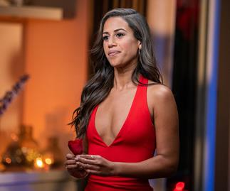 Bachelorette Lesina shuts down Glenn's behaviour