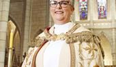 St Matthew-in-the-City's first female vicar Reverend Dr Helen Jacobi lets us into her world