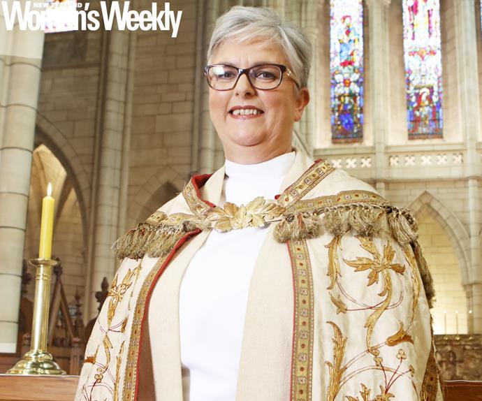 Reverend Helen Jacobi