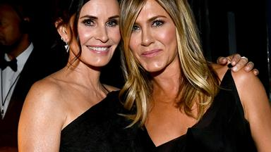 Courteney Cox twins with Jennifer Aniston in a cute birthday post