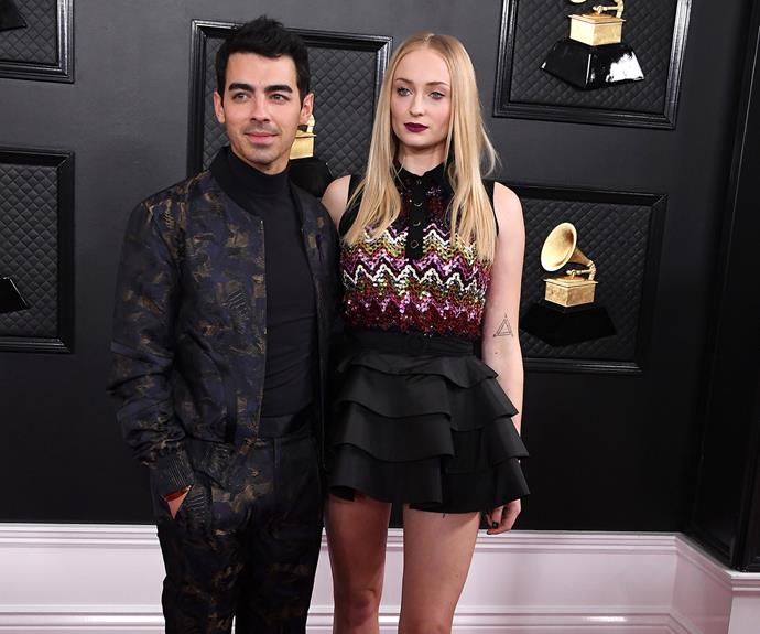 Game of Thrones' Sophie Turner is reportedly expecting her first child with Joe Jonas