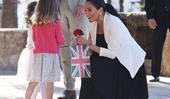 Duchess Meghan says she's a 'sucker' for Valentine's Day in an unearthed blog post