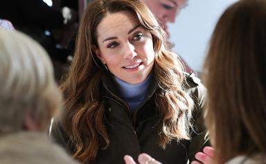 Duchess Catherine gets candid about motherhood: from hypnobirthing to 'mum guilt'