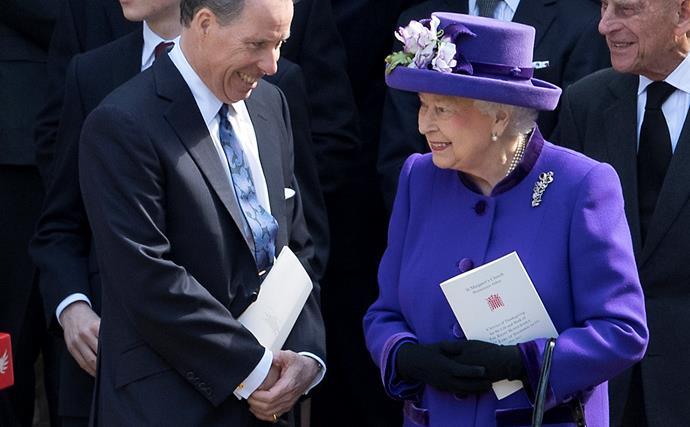 lord snowdon queen elizabeth