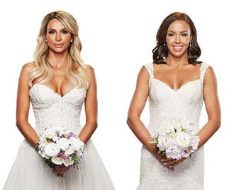 Married At First Sight brides Stacey and Natasha unite against online trolls amidst plastic surgery backlash