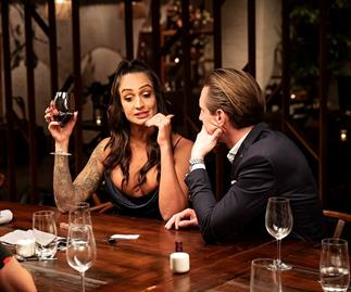 Married At First Sight: Behind the scenes of Hayley and Ivan's explosive dinner party fight