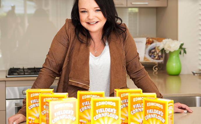 The miracle baby 'Cornflour Girl' Ashleigh Lilley never thought she'd be able to have