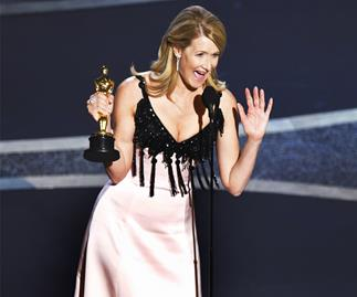 Laura Dern Oscars Academy Awards 2020