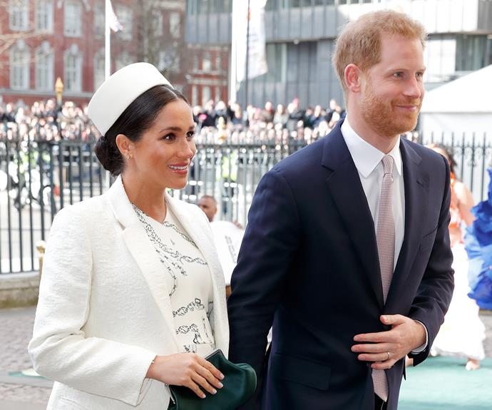 Harry and Meghan have released an extensive statement about their future roles. *(Image: Getty)*
