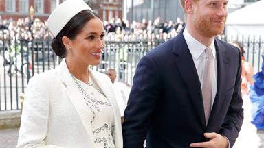 The internet thinks The Sussexes just made a subtle dig at Princesses Beatrice and Eugenie