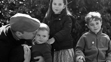 Prince William reveals the unexpected activity the Cambridge children tried over the school break