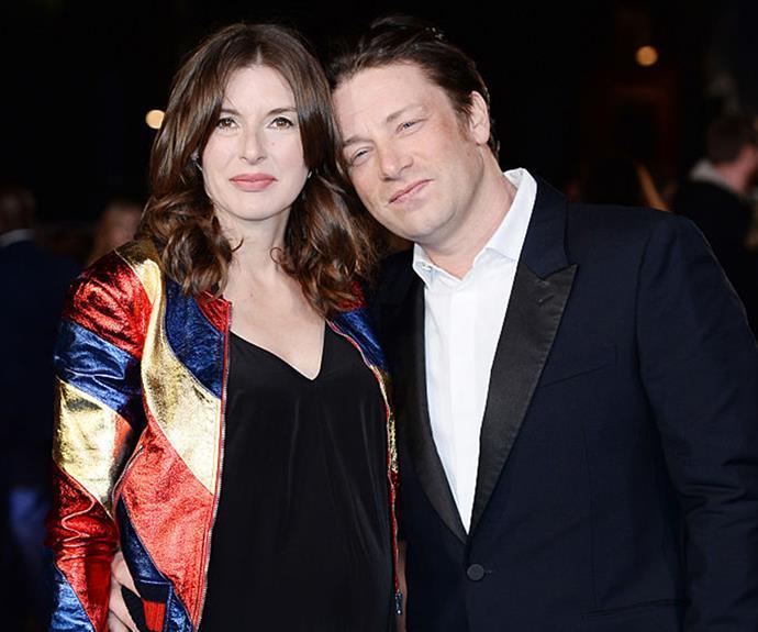Jamie Oliver wife Jools Oliver