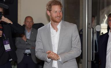 Prince Harry has returned to the UK for his final string of engagements as a senior royal