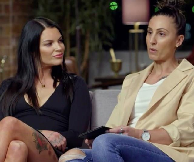 Amanda and Tash Married At First Sight Australia
